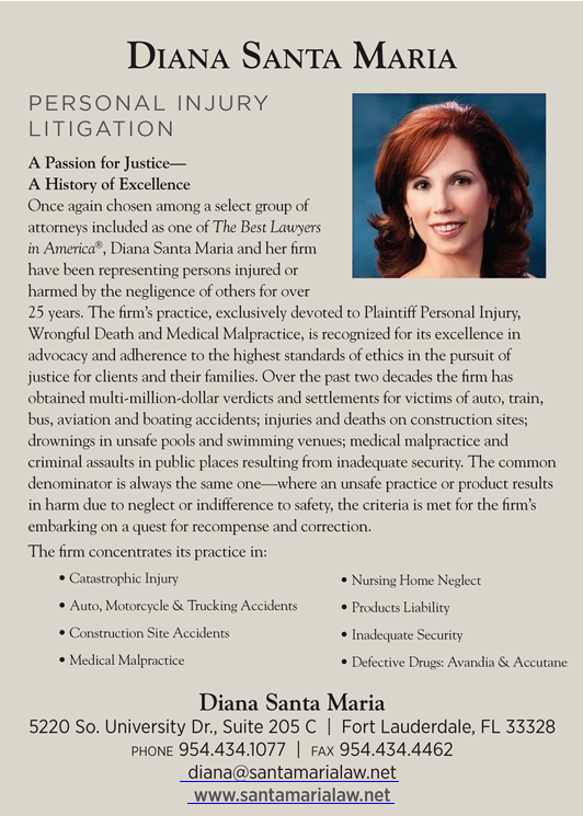 The Best Lawyers in America - Diana Santa Maria