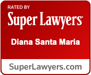 Diana Santa Maria - Super Lawyers