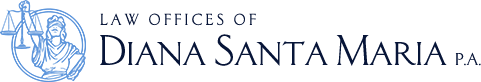 Logo of The Law Offices of Diana Santa Maria, P.A.