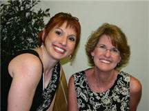 Brenda Di Ioia and medical paralegal, Nancy Thompson
