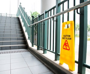 Slip and Fall Accident May Result in Traumatic Brain Injury